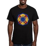 13th ESC Men's Fitted T-Shirt (dark)