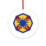 13th ESC Ornament (Round)