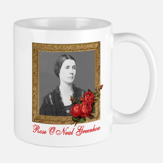 Rose ONeal Greenhow Mug