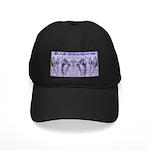 Shoulder Blues Black Cap