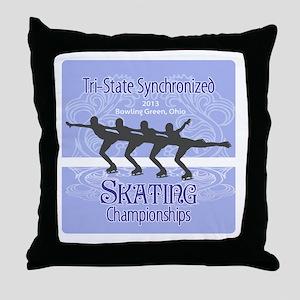 Tri-States Synchronized Skating Championships Thro