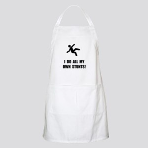 Do All My Own Stunts Apron