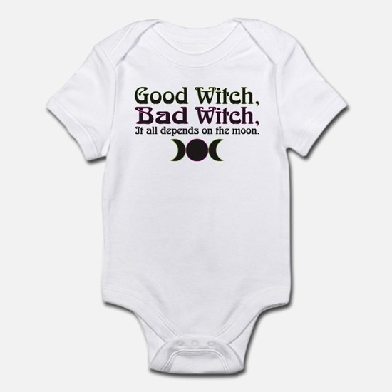 Good Witch, Bad Witch... Infant Bodysuit