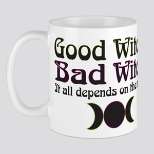 Good Witch, Bad Witch... Mug