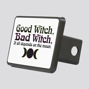 Good Witch, Bad Witch... Rectangular Hitch Cover