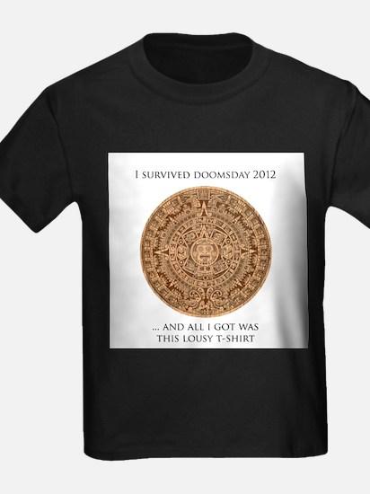 I survived Doomsday 2012 T