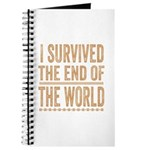 I Survived The End Of The World Journal