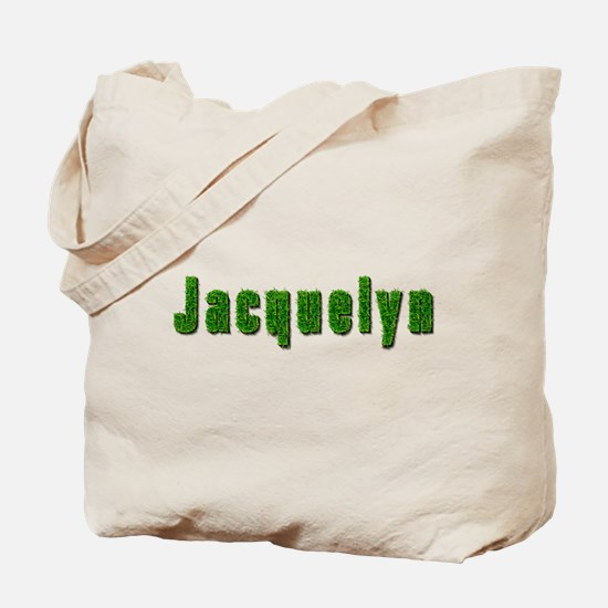 Jacquelyn Grass Tote Bag