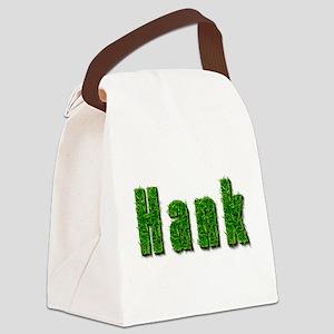 Hank Grass Canvas Lunch Bag