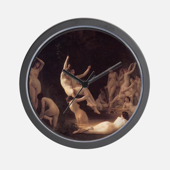 Nymphaeum Clock