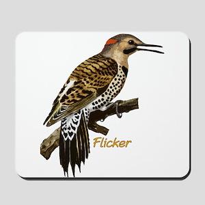 Flicker Mousepad