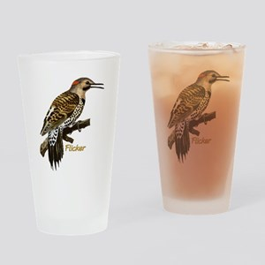 Flicker Drinking Glass