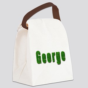 George Grass Canvas Lunch Bag