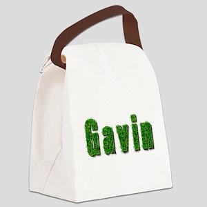 Gavin Grass Canvas Lunch Bag