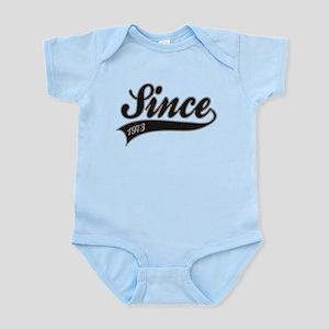 Since 1973 - Birthday Infant Bodysuit