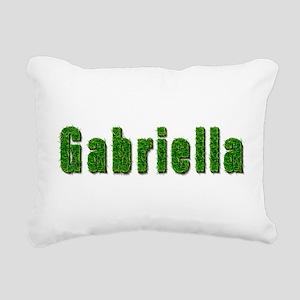 Gabriella Grass Rectangular Canvas Pillow