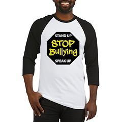 Stop Bullying Baseball Jersey