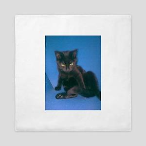 BAD CAT Queen Duvet