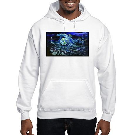 Yemonja Hooded Sweatshirt