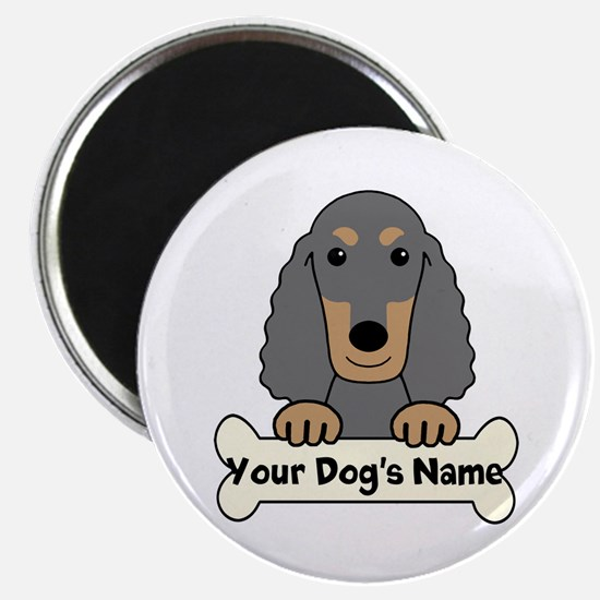 Personalized Field Spaniel Magnet