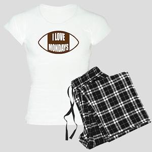 I Love Mondays Women's Light Pajamas