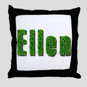 Ellen Grass Throw Pillow