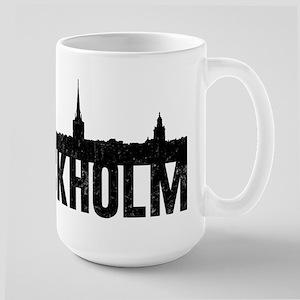 Stockholm Large Mug