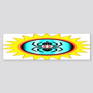 SOUTHEAST INDIAN WATER SPIDER Sticker (Bumper)