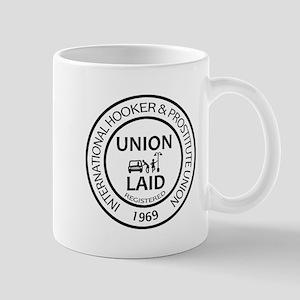 Union Laid Mug