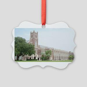 Hillsborough High Picture Ornament