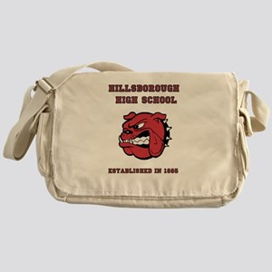 Hiilsborough High Messenger Bag