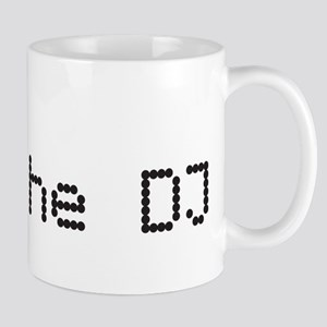 I love (heart) the DJ and headphones design Mug