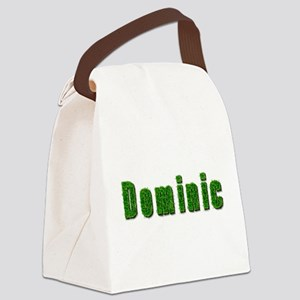 Dominic Grass Canvas Lunch Bag