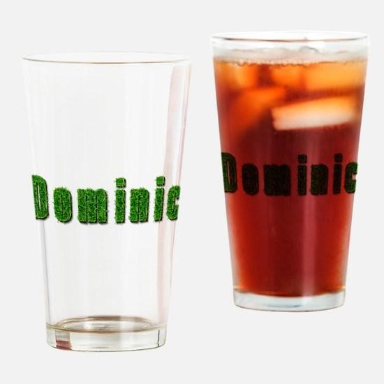 Dominic Grass Drinking Glass
