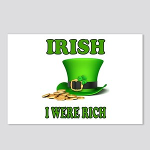 IRISH RICH Postcards (Package of 8)
