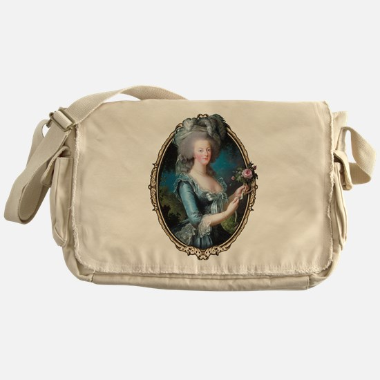 Marie Antoinette Portrait Messenger Bag