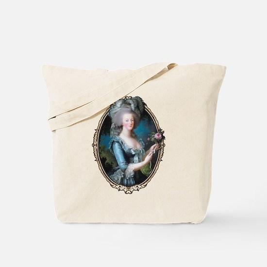 Marie Antoinette Portrait Tote Bag