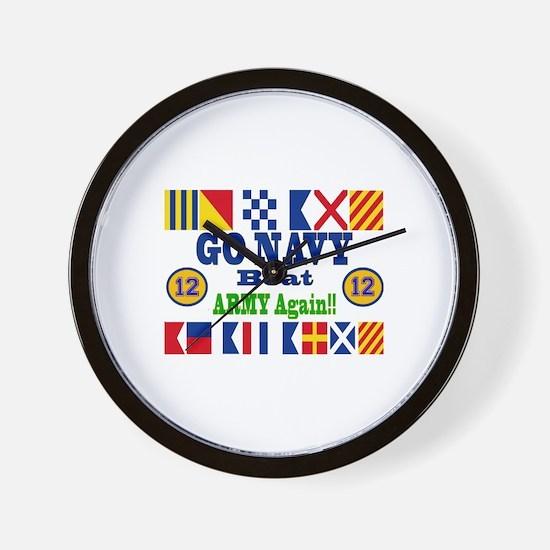 GNBA 11 Wall Clock