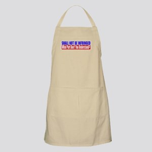 Shall Not Be Infringed Apron