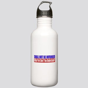 Shall Not Be Infringed Stainless Water Bottle 1.0L