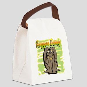 Reggae Dawg Canvas Lunch Bag
