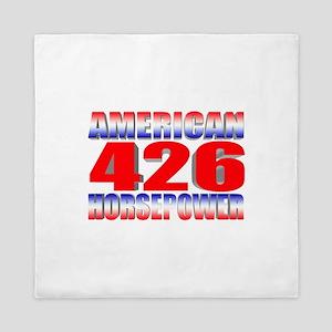 Mopar 426 American Muscle Queen Duvet