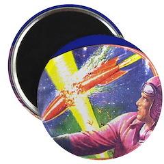 Rocket Explosion Magnet