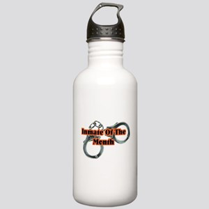 INMATE OF THE MONTH Stainless Water Bottle 1.0L