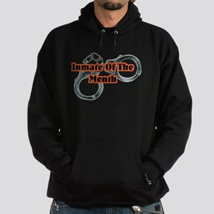 INMATE OF THE MONTH Hoodie (dark)