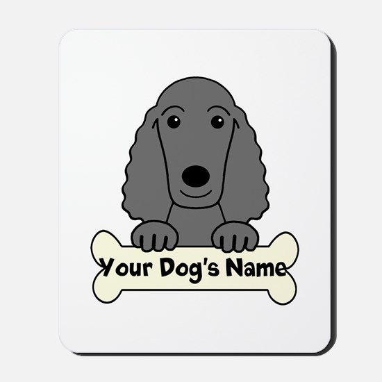 Personalized Field Spaniel Mousepad