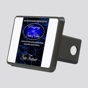 The Names of God Rectangular Hitch Cover