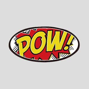 POW! Patches