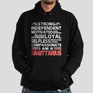 Strong Independent Motivates Sagittariu Sweatshirt