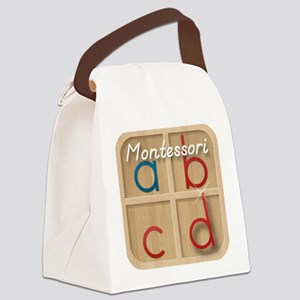 Mobile Montessori - Movable Alphabet icon Canvas L